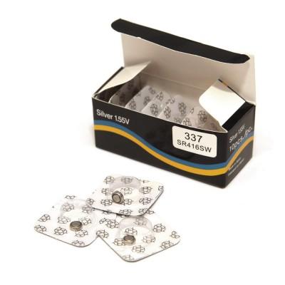 Baterie 337 / SR416SW pentru casti de copiat - set 10 bucati